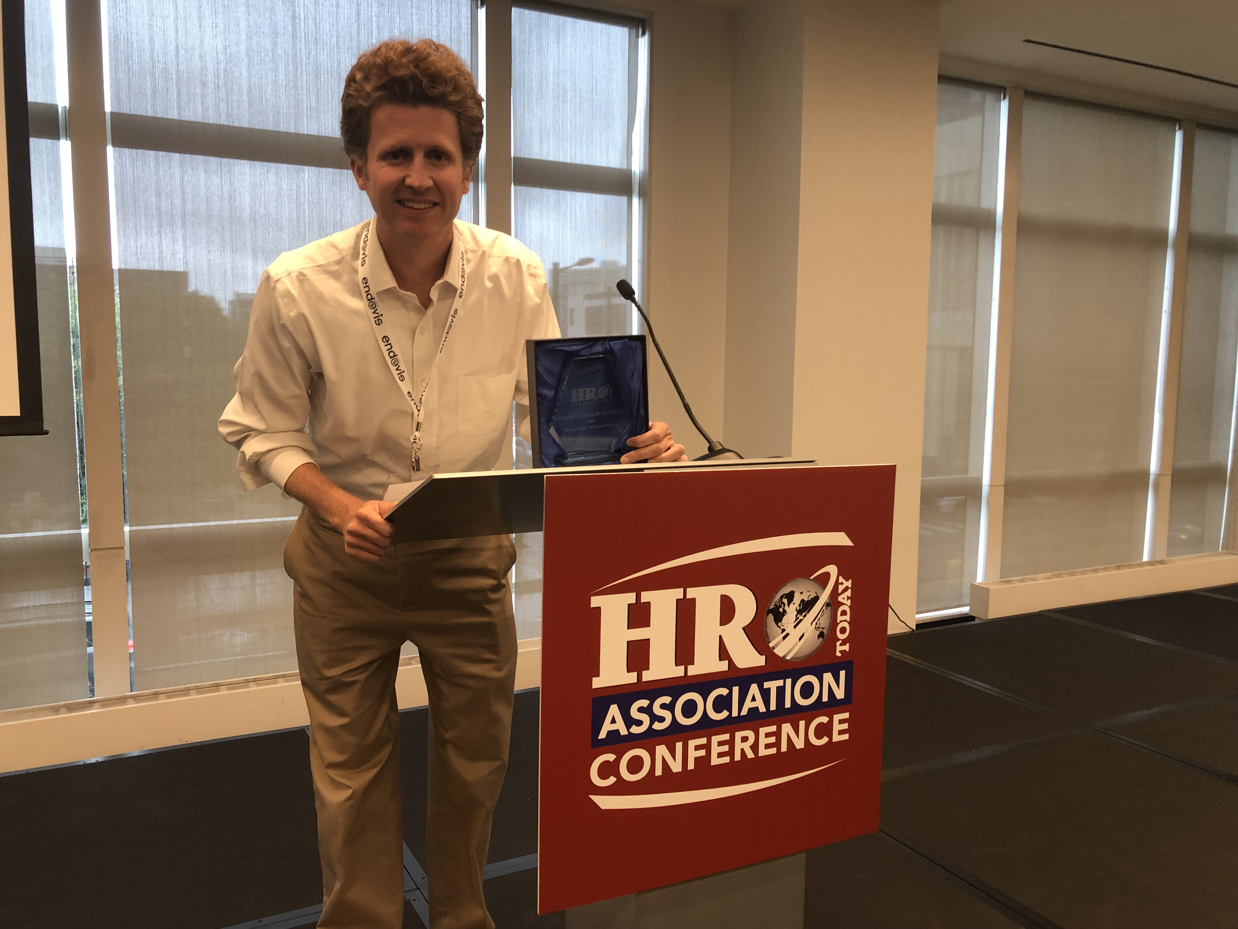 BernieForms wins Innovation in HR award